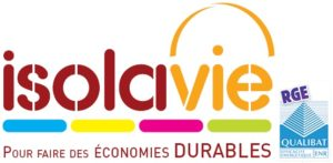 Logo Isolavie