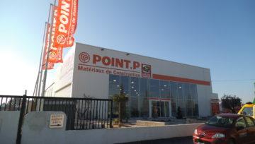 Point P Région Pays de La Loire