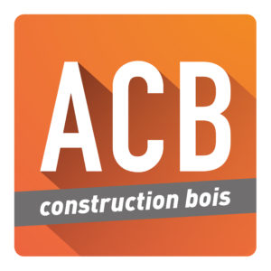 Logo ACB (Société Angevine Construction Bois)