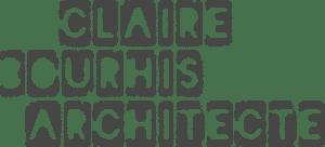 Logo Claire Bourhis Architecte