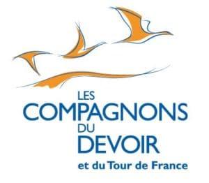 Logo Compagnons du Devoir du Tour de France