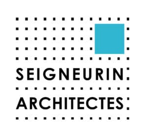 Logo Cabinet d'architecture Sophie Seigneurin