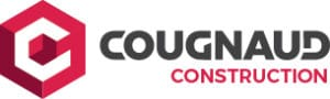 Logo Cougnaud Construction