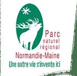 Logo Parc Naturel Régional Normandie Maine