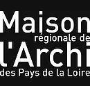 Logo Maison Régionale de L'architecture des Pays de la Loire