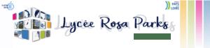 Logo Lycée Rosa Parks