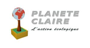 Logo Planète Claire