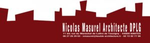 Logo Nicolas Masurel Architecte